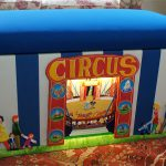 Handmade Circus Box by Balding Design