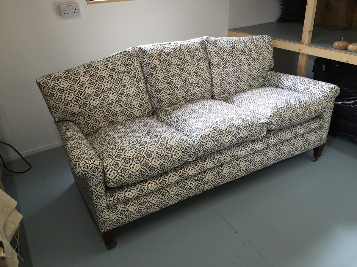Howard Three Seater Seymour Sofa