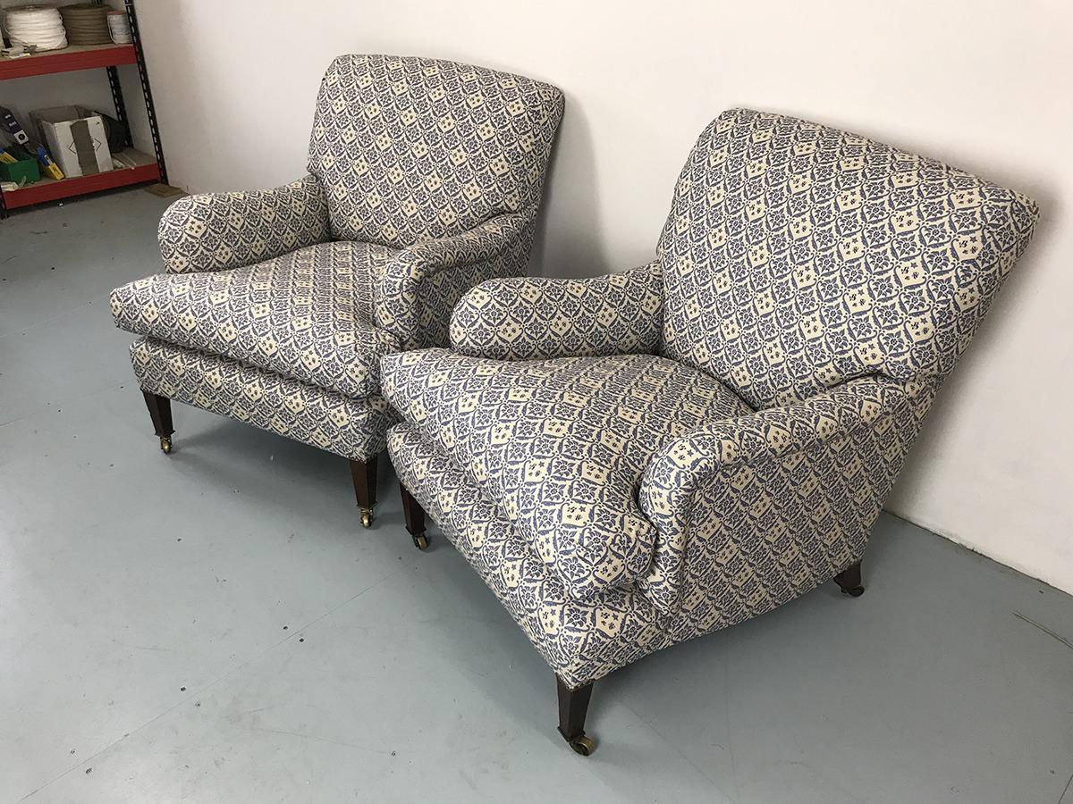 Howard Bridgewater Chairs
