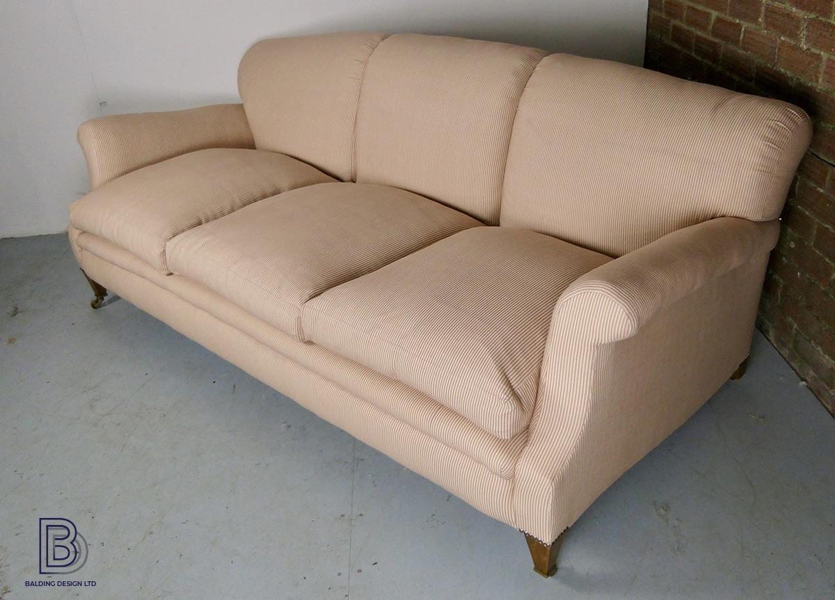 Howard Three Seater Sofa